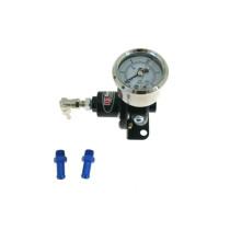 Benzinnyomás szabályzó, FPR, regulator D1Spec Fekete